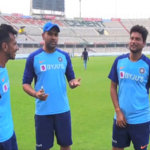 Rohit Sharma Had A Fun Time With Yuzvendra Chahal And Kuldeep Yadav