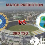India Vs West Indies 3rd T20 Match Prediction | West Indies Tour Of India 2019