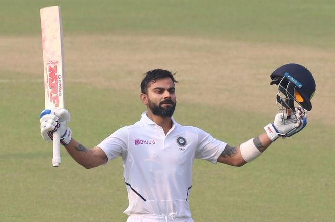 Indian Skipper Back At The Top In Test Rankings