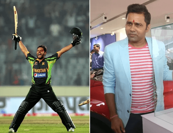 Aakash Chopra Defends Shahid Afridi As The Best T20I Player Of The Decade
