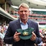 Shane Warne's 'Baggy Green' Cap Raises AU$1 MN For Australia Bush-fire Victims