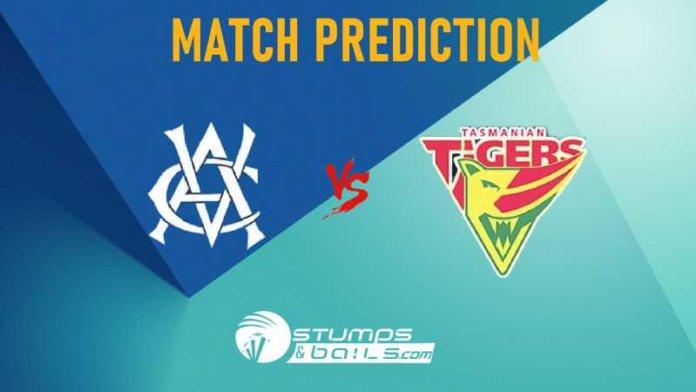 Tasmanian Tigers Women Vs Victoria Women T20 Prediction | VCT Vs TAS