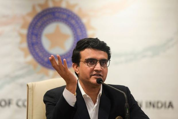 Sourav Ganguly Represents BCCI At A High Level Meeting Of ICC