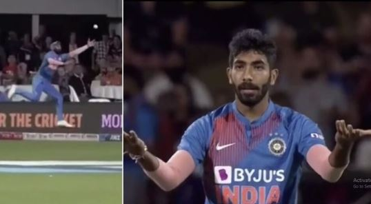 India Won T20I Series | WATCH: Gruesome Movement For Jasprit Bumrah