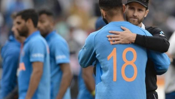 What does Kane Williamson Feel about the Indian Captain Virat Kohli?