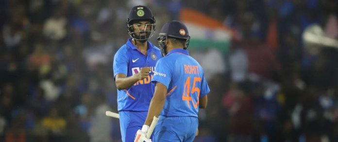 Rohit Sharma And KL Rahul Crush New Zealand Hopes In Super Over