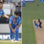 Colin Munro And Shardul Thakur's Unpleasant Collision