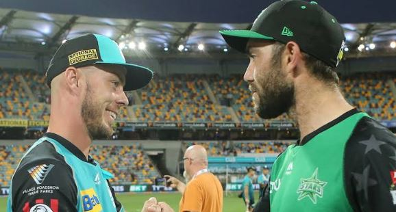 Chris Lynn, Glenn Maxwell Chip In With Support for Bushfires Victims
