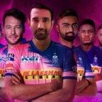 Rajasthan Royals IPL 2020 Fixtures: Full Schedule, Timings, Venues