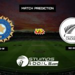 India Women Vs New Zealand Women 9th Match Prediction