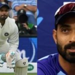 As A Player No One Likes To Sit Outside - Ajinkya Rahane On Rishab Pant