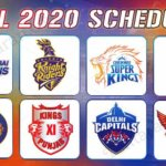 IPL 2020 Full Schedule:Venue, fixtures, date and time