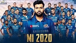 Mumbai Indians IPL 2020 fixtures: Full schedule, timings, venues