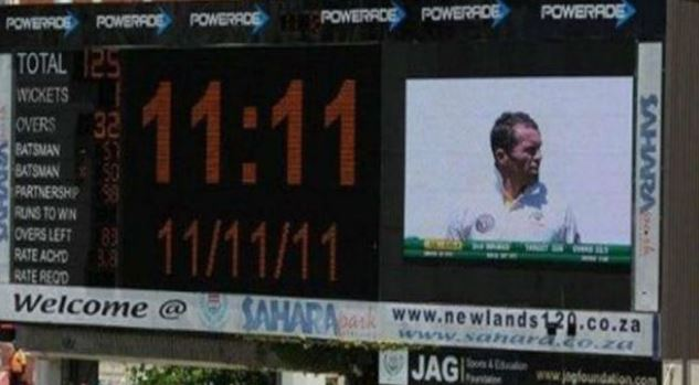 The 11 theory of unusual four innings Test Match