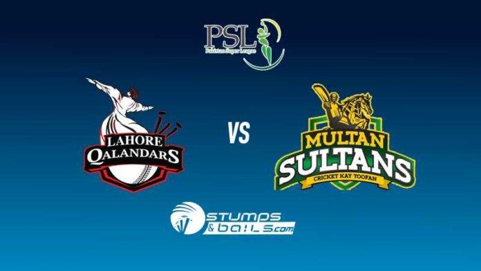 Lahore Qalandars vs Multan Sultans Match Prediction | PSL