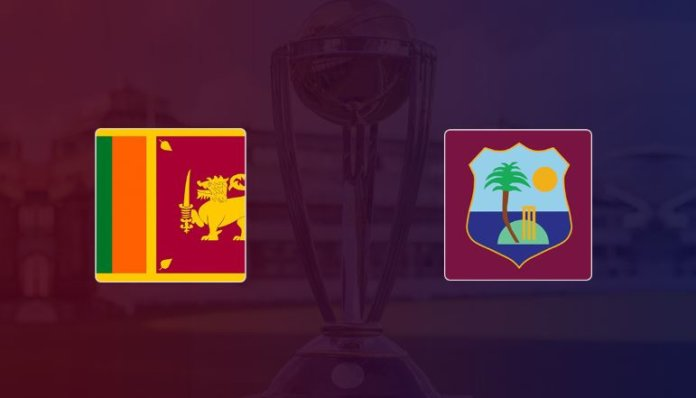Sri Lanka Vs West Indies 2nd T20I Match