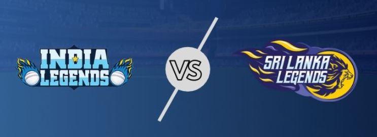 India Legends vs Sri Lanka Legends 3rd Match Prediction
