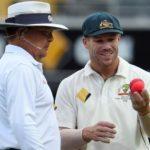 Ian Gould ball tampering AustraliaA