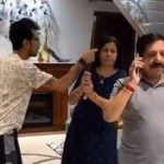 Yuzvendra Chahal's Funny Tiktok Video With His Family