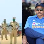 Kerala Police Use Ravi Shastri's Tracer Bullet Challenge As Its Background