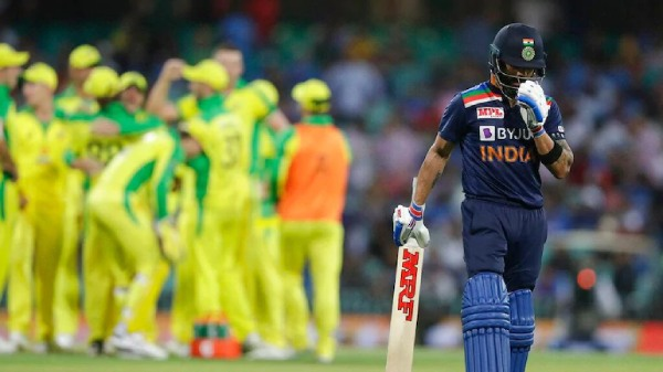 India succumbed to a 66 run loss against Australia in the first ODI