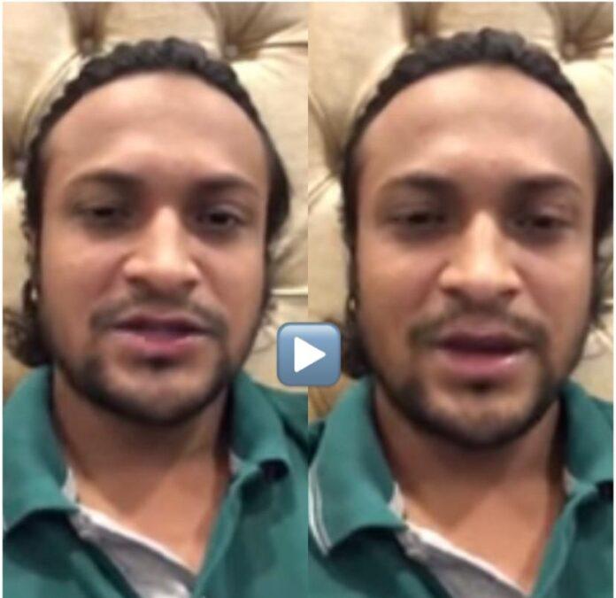 Shakib Al Hasan apologizes