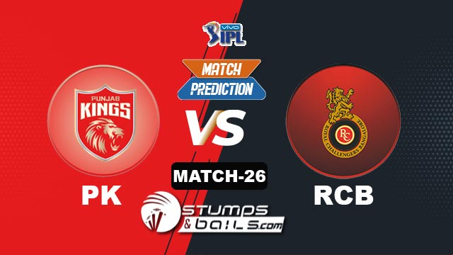 Match-Prediction-26: PK vs RCB