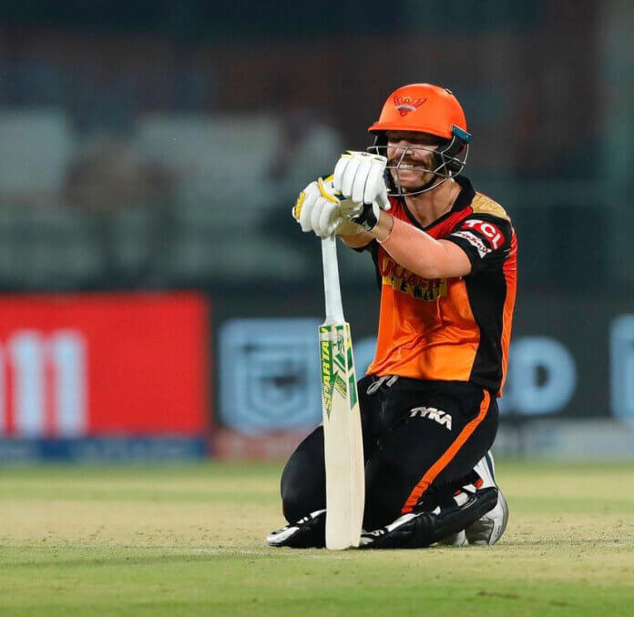 David Warner's exclusion from SRH