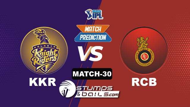 KKR vs RCB match predictions