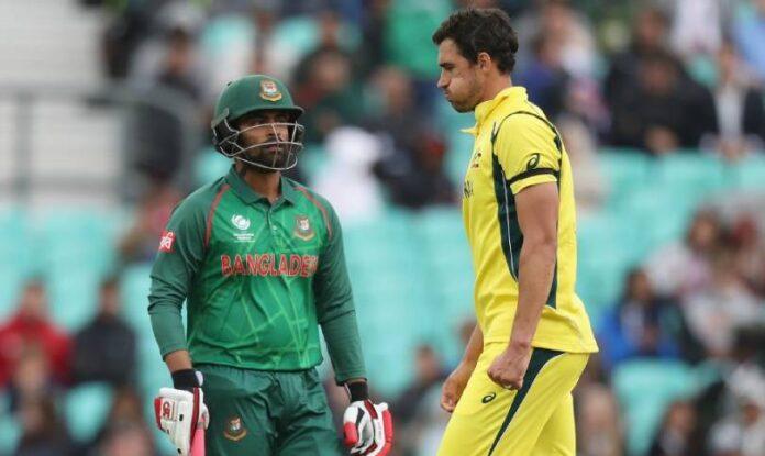 Bangladesh vs Australia T20I Schedule 2021