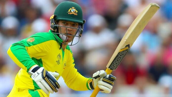 Captain For Australia In First ODI Against West Indies