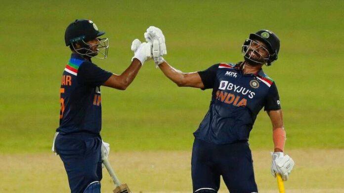 India vs Sri Lanka 3rd ODI